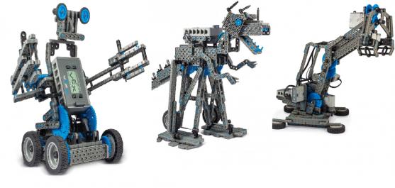 fritidshold robotbygning billeder