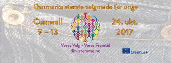 Danmarks største valgmøde for unge